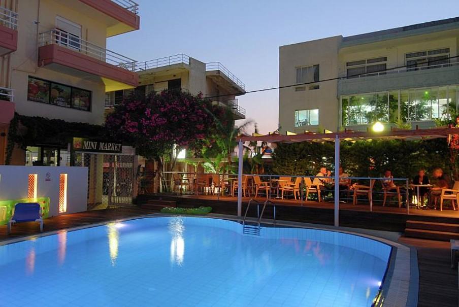 Hotel Agla (fotografie 6)