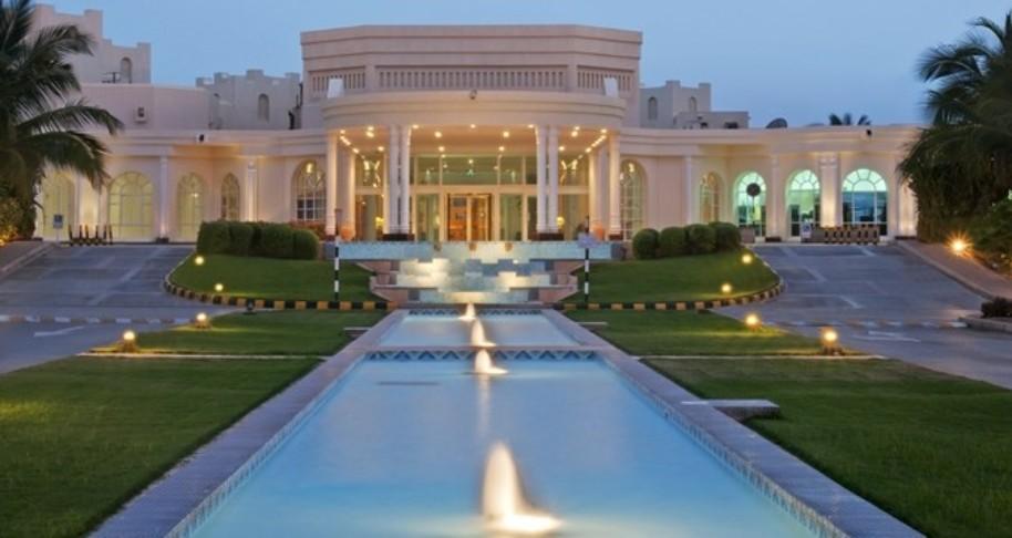 Hotel Hilton Salalah Resort (fotografie 9)