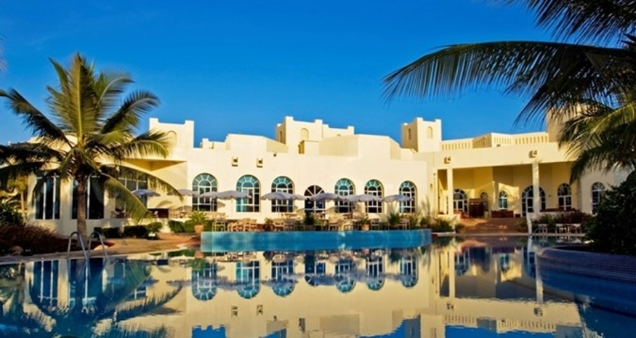 Hotel Hilton Salalah Resort (fotografie 4)