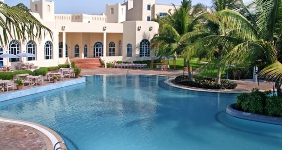 Hotel Hilton Salalah Resort (fotografie 5)