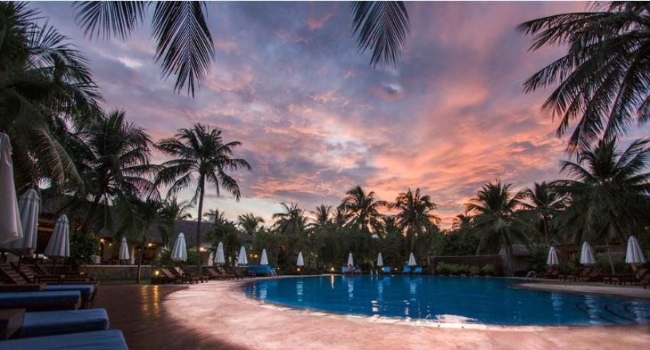 Hotel Blue Ocean Resort (fotografie 1)