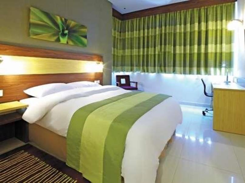 Citymax Hotel Al Barsha (fotografie 9)
