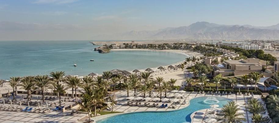 Hotelový komplex Hilton Ras Al Khaimah Resort & Spa (fotografie 4)