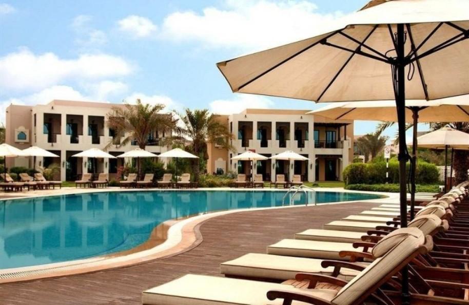 Hotelový komplex Hilton Ras Al Khaimah Resort & Spa (fotografie 7)