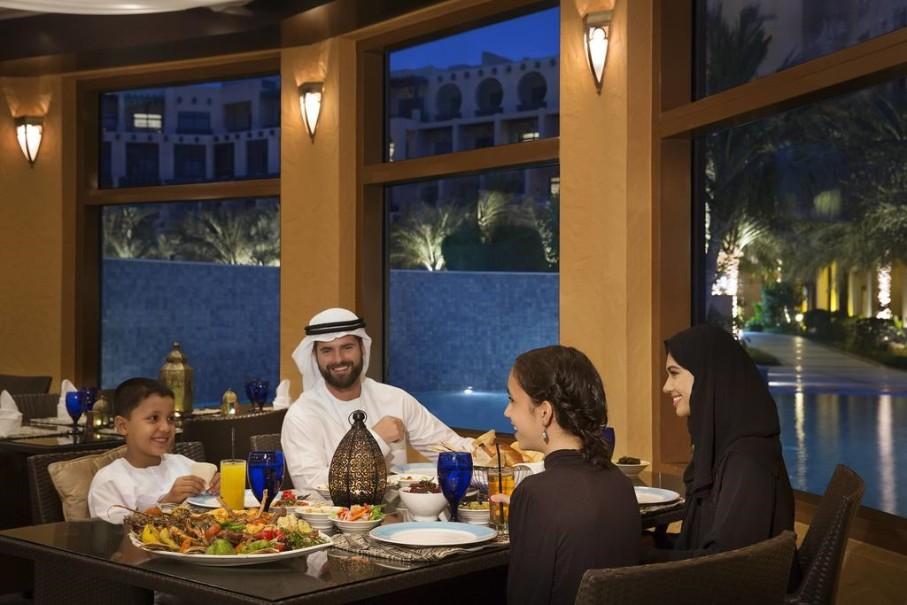 Hotelový komplex Hilton Ras Al Khaimah Resort & Spa (fotografie 14)