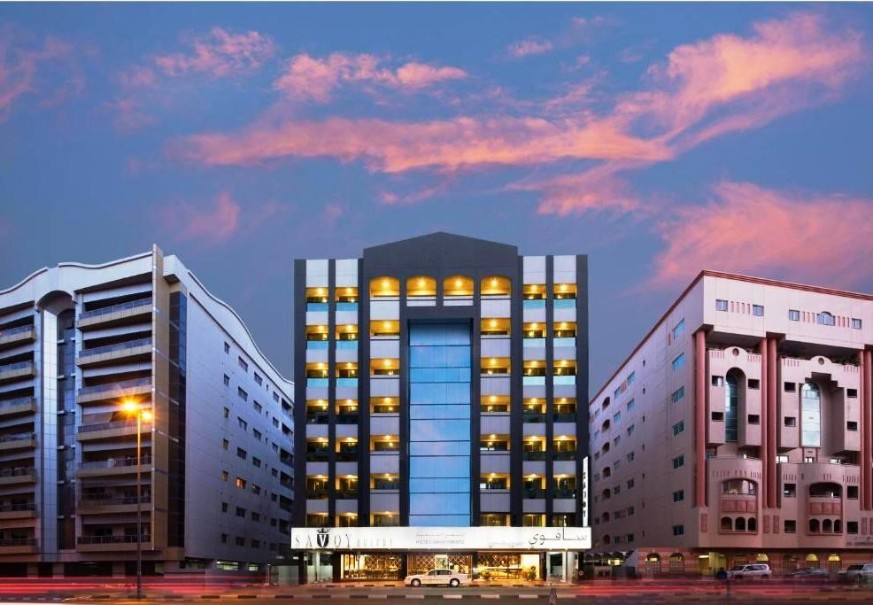 Savoy Suites Hotel Apartment (fotografie 1)