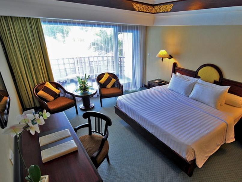 Prama Sanur Beach Hotel Holiday Resort Lombok (fotografie 3)