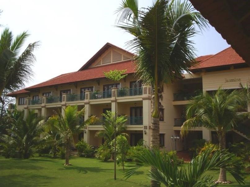 Hotel Pandanus Resort Mui Ne (fotografie 2)