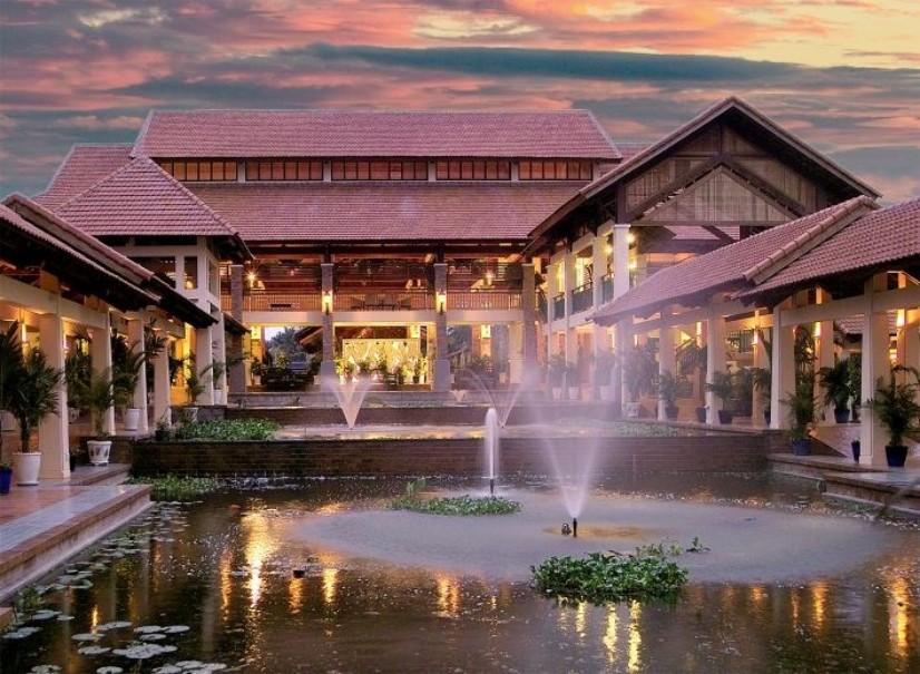 Hotel Pandanus Resort Mui Ne (fotografie 4)