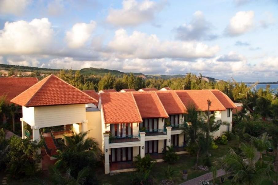 Hotel Pandanus Resort Mui Ne (fotografie 5)