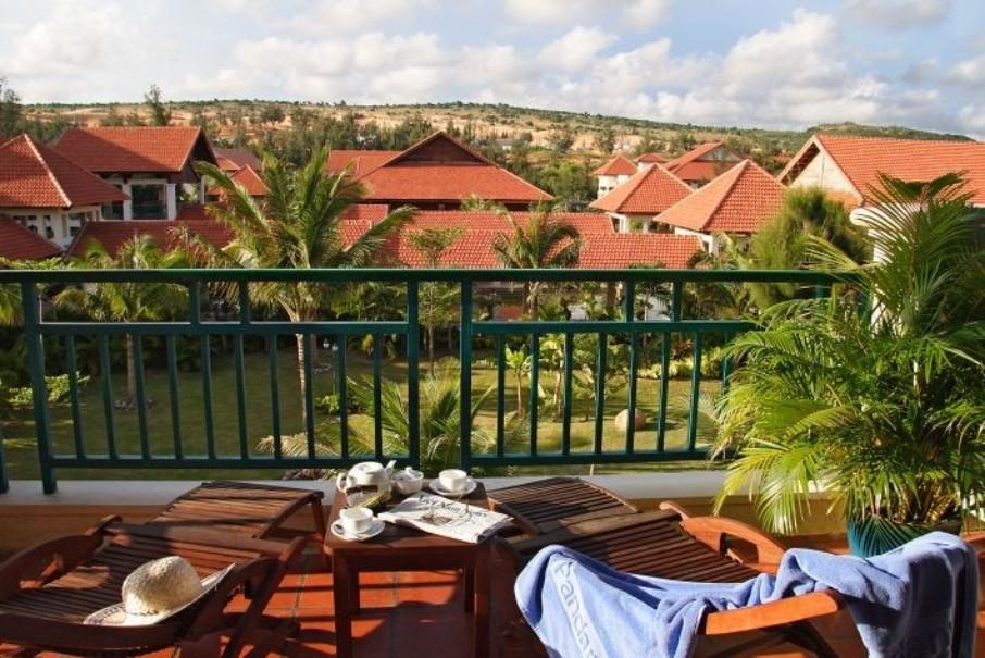 Hotel Pandanus Resort Mui Ne (fotografie 6)