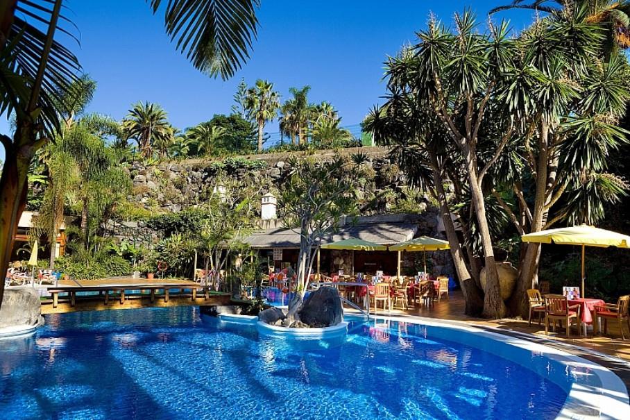 Hotel Puerto De La Cruz (fotografie 2)