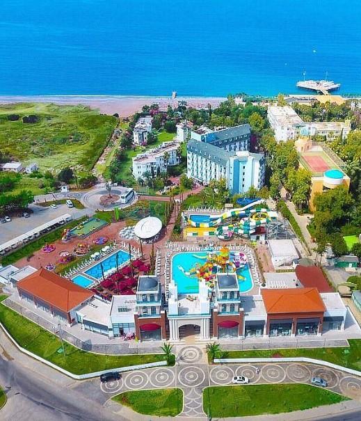 Hotel Club Aqua Plaza (fotografie 13)