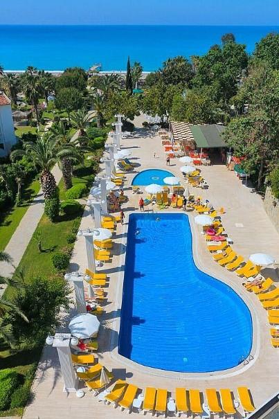 Hotel Club Aqua Plaza (fotografie 12)