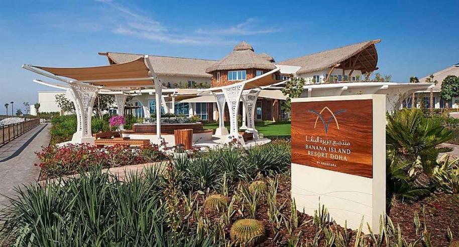 Hotelový komplex Banana Island Resort Doha By Anantara (fotografie 4)