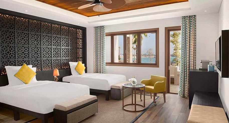 Hotelový komplex Banana Island Resort Doha By Anantara (fotografie 3)