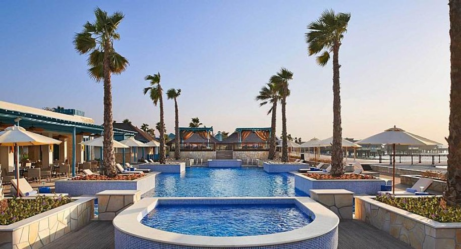 Hotelový komplex Banana Island Resort Doha By Anantara (fotografie 7)