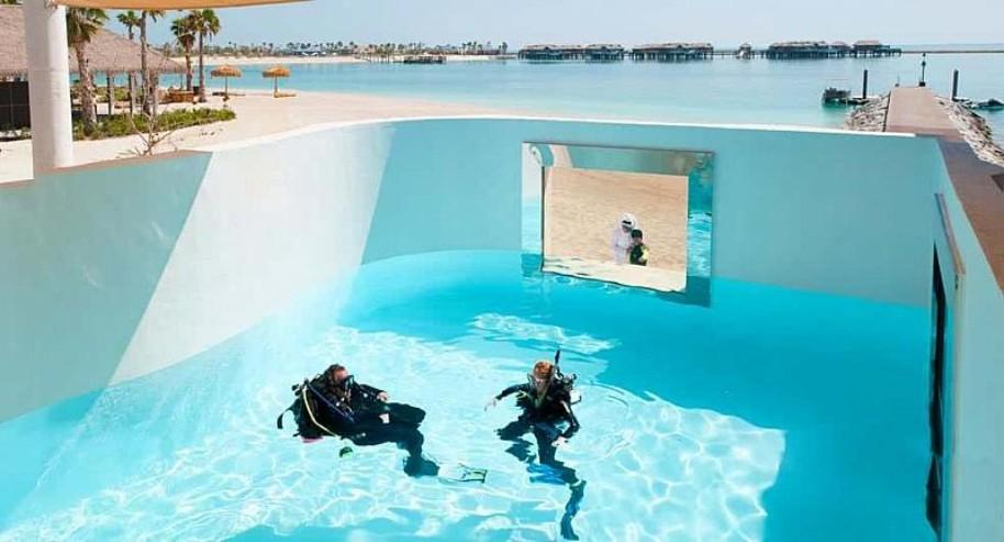 Hotelový komplex Banana Island Resort Doha By Anantara (fotografie 37)