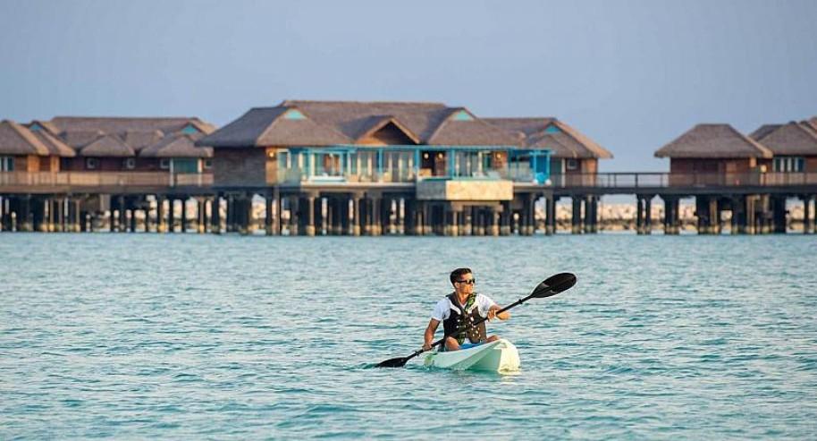 Hotelový komplex Banana Island Resort Doha By Anantara (fotografie 12)
