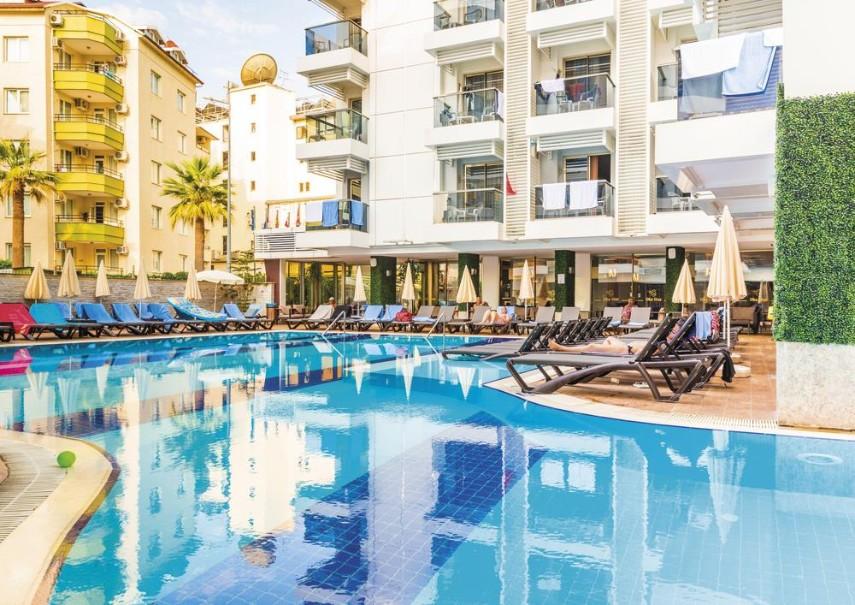Hotel Oba Star (fotografie 9)