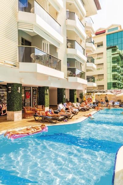 Hotel Oba Star (fotografie 8)