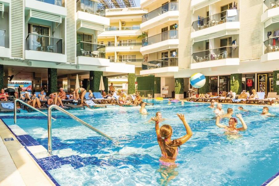Hotel Oba Star (fotografie 7)