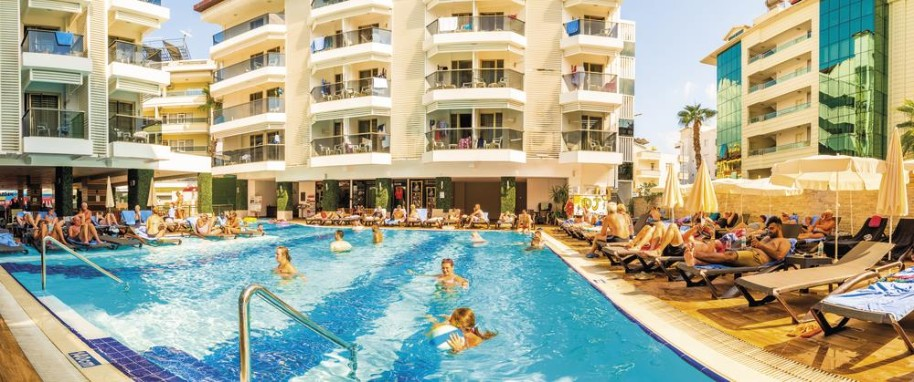 Hotel Oba Star (fotografie 17)