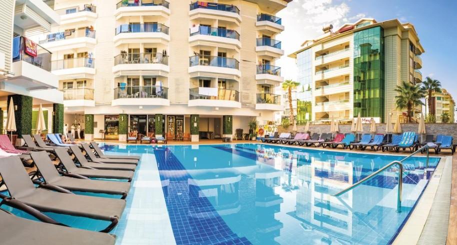 Hotel Oba Star (fotografie 19)