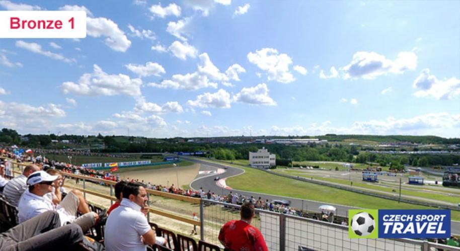 Vstupenky na F1 - Velká cena Maďarska 2020 (fotografie 2)