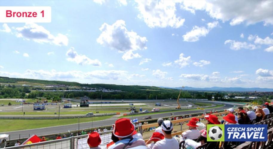 Vstupenky na F1 - Velká cena Maďarska 2020 (fotografie 3)