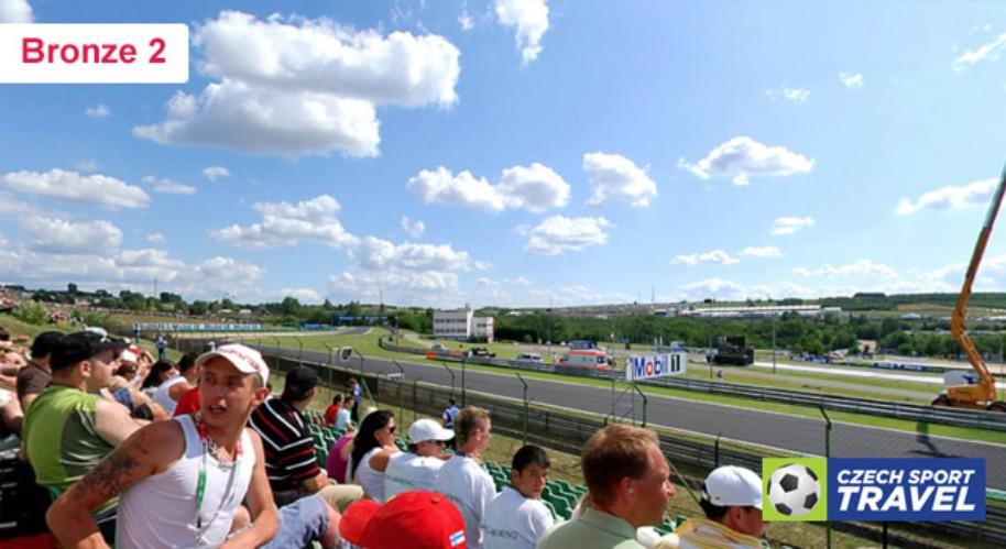 Vstupenky na F1 - Velká cena Maďarska 2020 (fotografie 4)