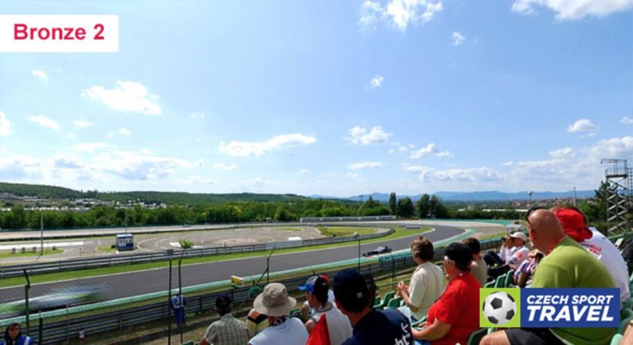Vstupenky na F1 - Velká cena Maďarska 2020 (fotografie 5)
