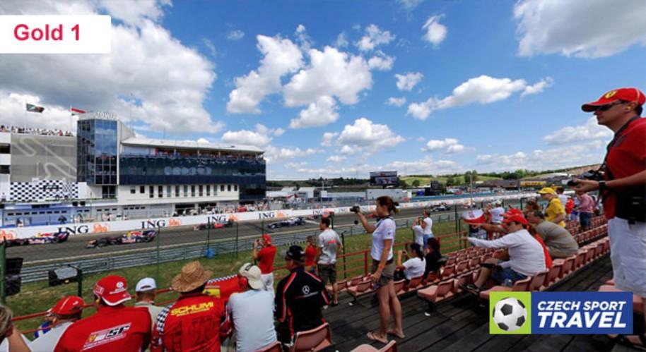Vstupenky na F1 - Velká cena Maďarska 2020 (fotografie 7)