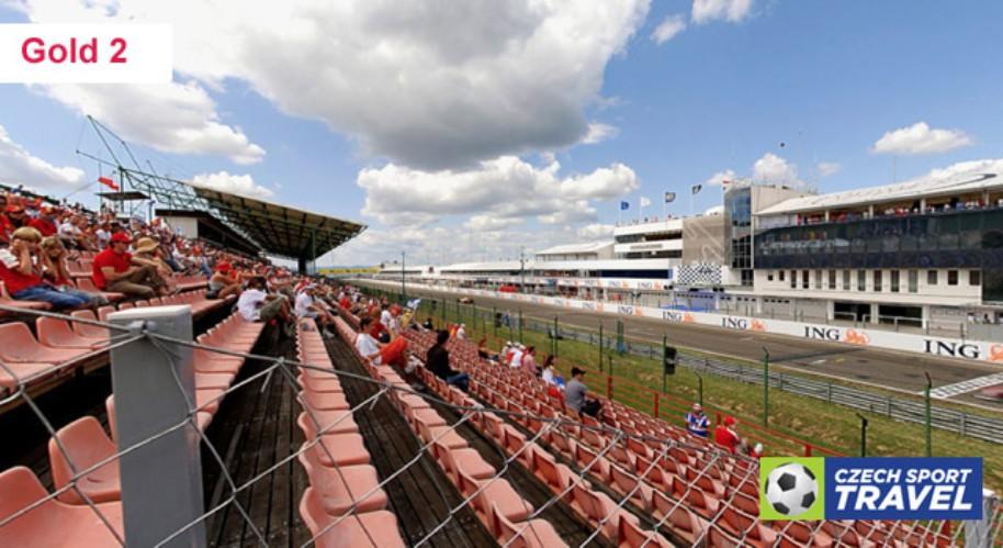 Vstupenky na F1 - Velká cena Maďarska 2020 (fotografie 8)