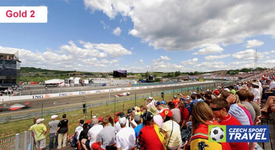 Vstupenky na F1 - Velká cena Maďarska 2020 (fotografie 9)