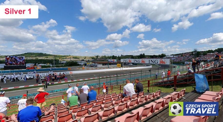 Vstupenky na F1 - Velká cena Maďarska 2020 (fotografie 14)