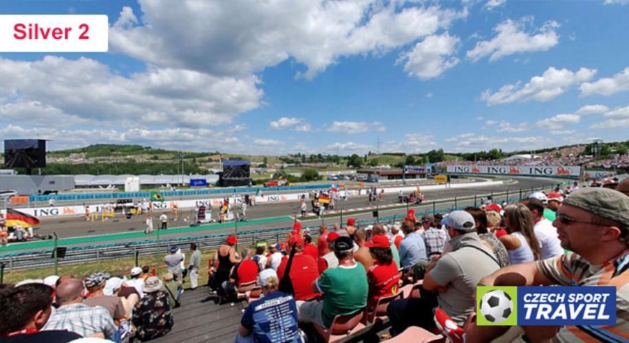 Vstupenky na F1 - Velká cena Maďarska 2020 (fotografie 16)