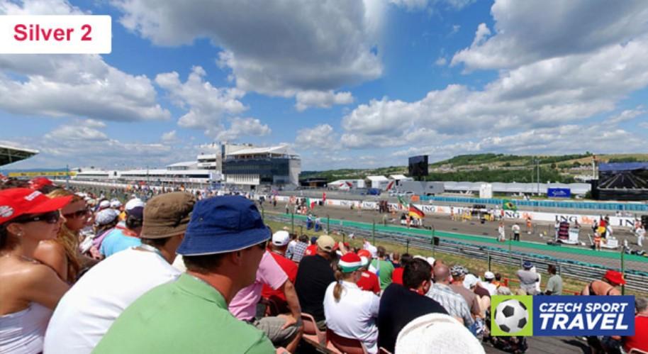 Vstupenky na F1 - Velká cena Maďarska 2020 (fotografie 17)