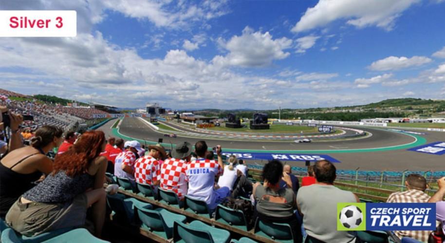 Vstupenky na F1 - Velká cena Maďarska 2020 (fotografie 18)