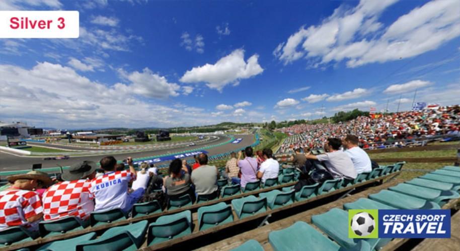 Vstupenky na F1 - Velká cena Maďarska 2020 (fotografie 19)