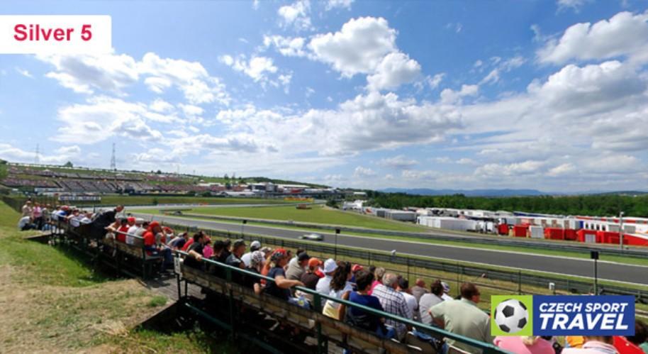 Vstupenky na F1 - Velká cena Maďarska 2020 (fotografie 22)