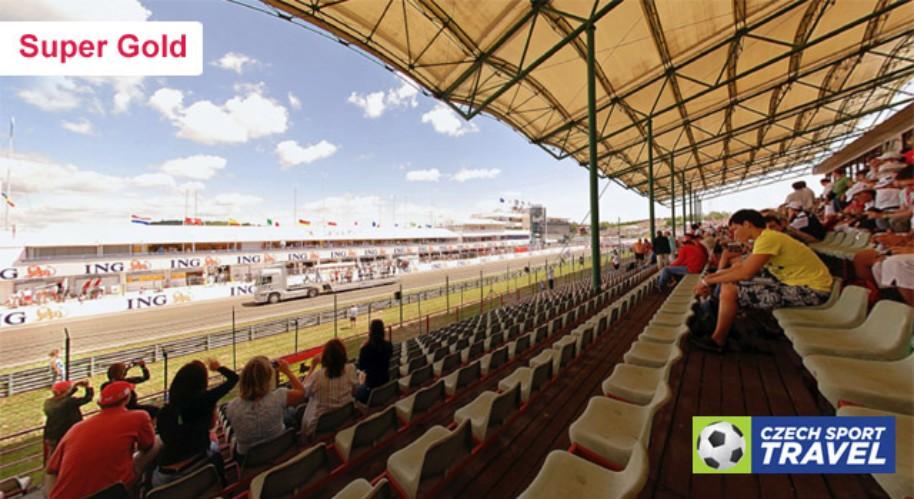 Vstupenky na F1 - Velká cena Maďarska 2020 (fotografie 24)