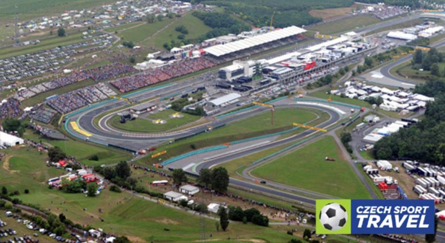 Vstupenky na F1 - Velká cena Maďarska 2020 (fotografie 28)