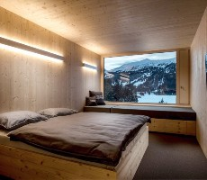 Hotel Revier Mountain Lodge Lenzerheide