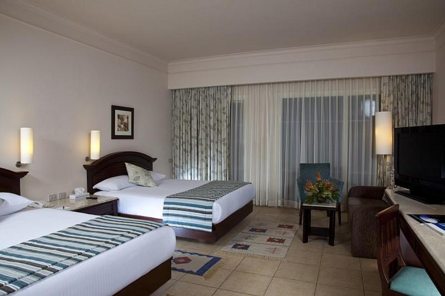 Hotelový komplex Hurghada Coral Beach (fotografie 2)
