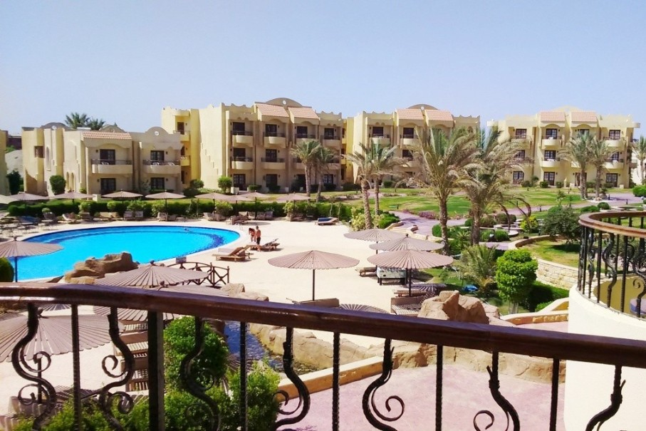 Hotelový komplex Coral Hills Marsa Alam (fotografie 3)