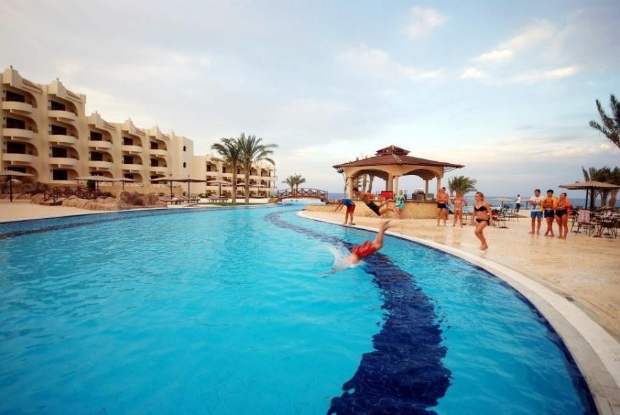 Hotelový komplex Coral Hills Marsa Alam (fotografie 10)