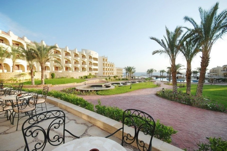 Hotelový komplex Coral Hills Marsa Alam (fotografie 14)