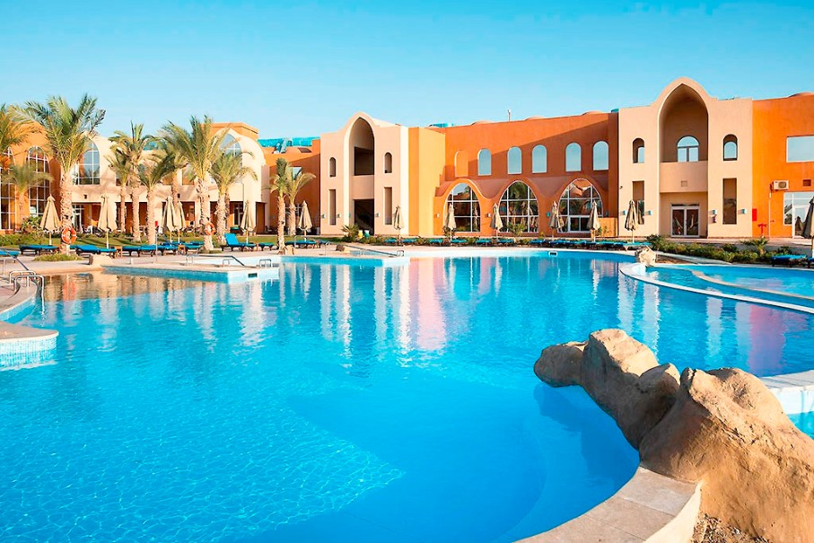 Hotelový komplex Novotel Marsa Alam (fotografie 1)