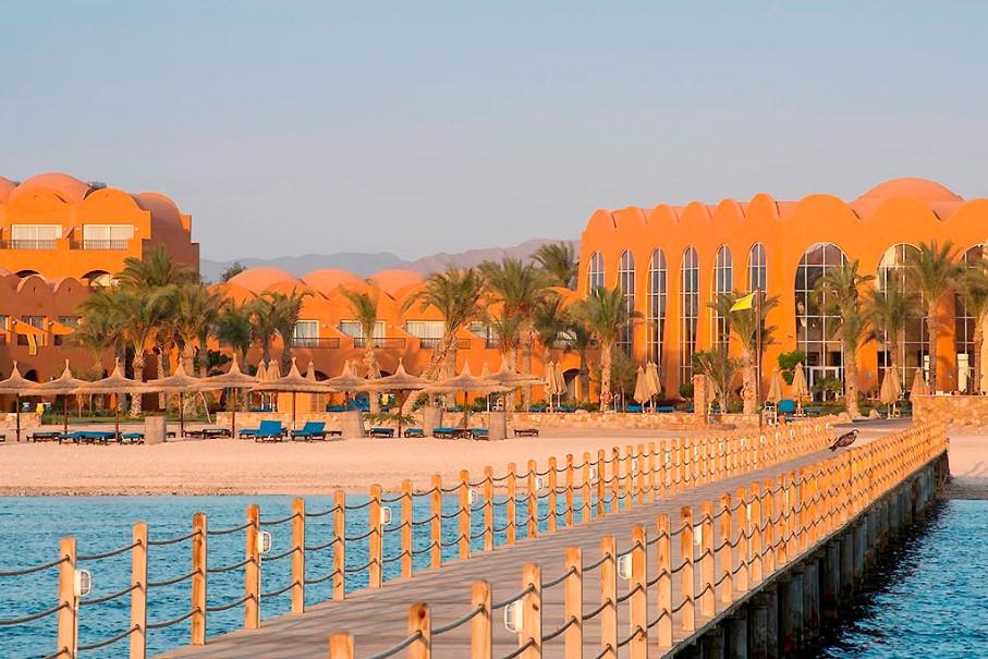 Hotelový komplex Novotel Marsa Alam (fotografie 2)